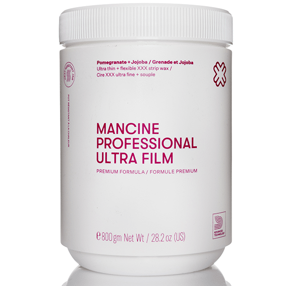 Mancine Professional Ultra Film  - Pomegranate + Jojoba