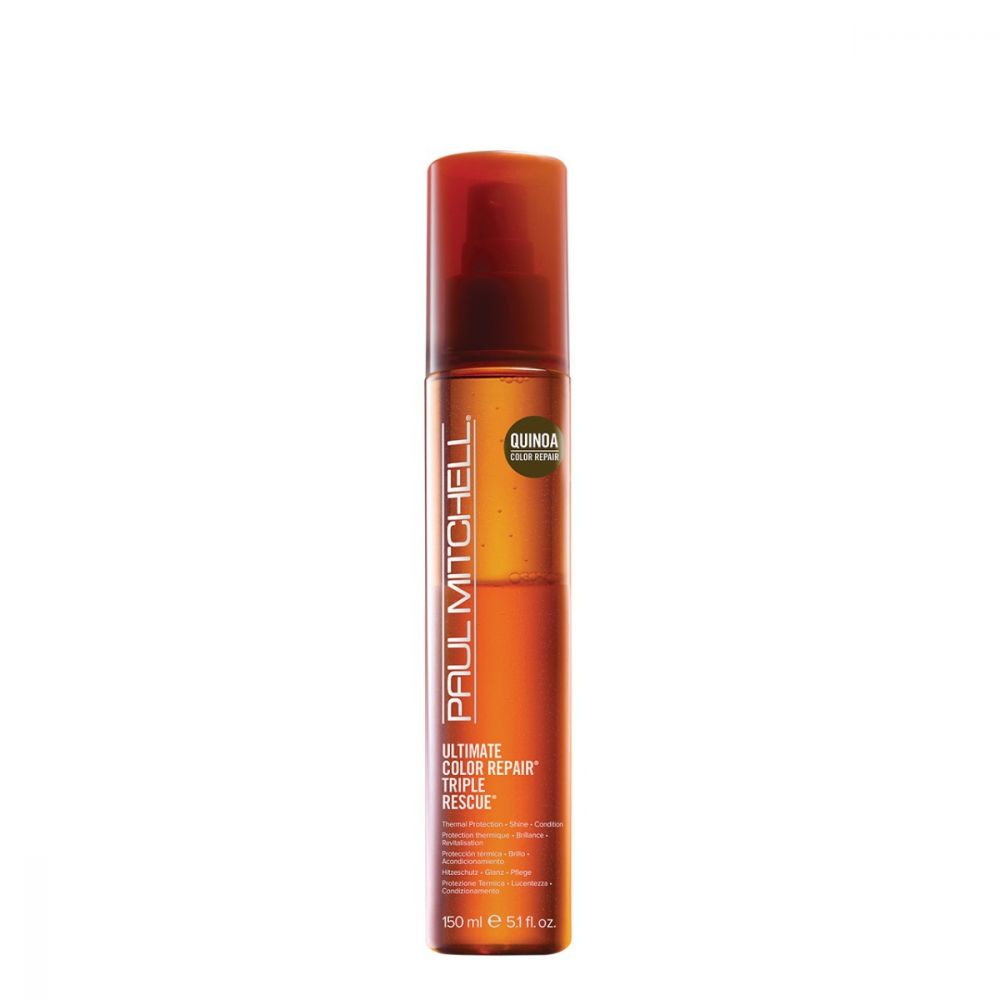 Paul Mitchell - Ultimate Color Repair Triple Rescue Thermal Protection Spray 150ml