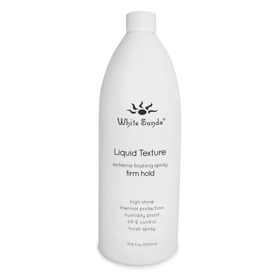 White Sands - Liquid Texture Firm Hold Extreme Hairspray 1L