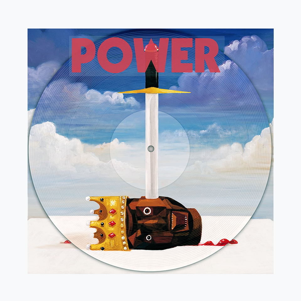 Power 12'' Collectors Edition Picture Vinyl