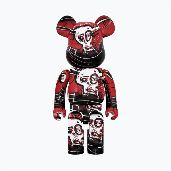 Jean-Michel Basquiat Be@rbrick #5 1000%
