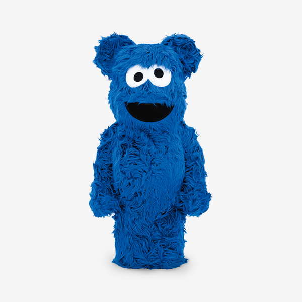 Cookie Monster Be@rbrick (Costume Version) 1000%