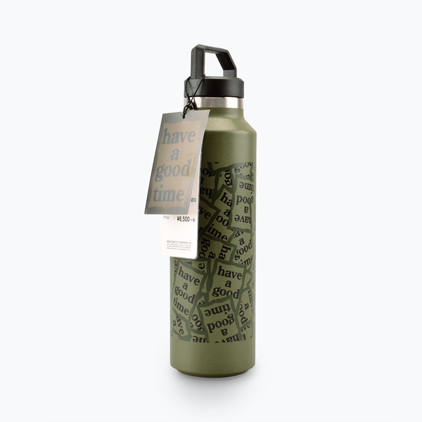 Fabrick x Have a Good Time Stainless Steel Water Bottle