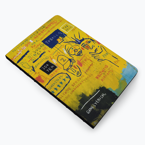 Jean-Michel Basquiat Hollywood Africans Notebook