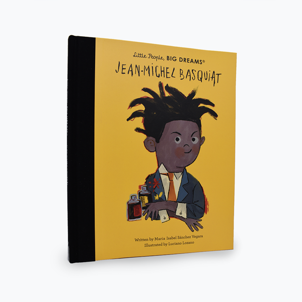 Jean-Michel Basquiat: Little People, BIG DREAMS