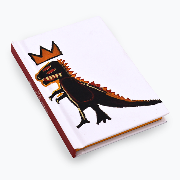 Jean-Michel Basquiat Dino Notebook