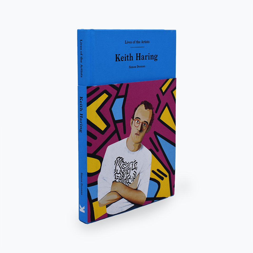 Keith Haring - Lives Of The Artists
