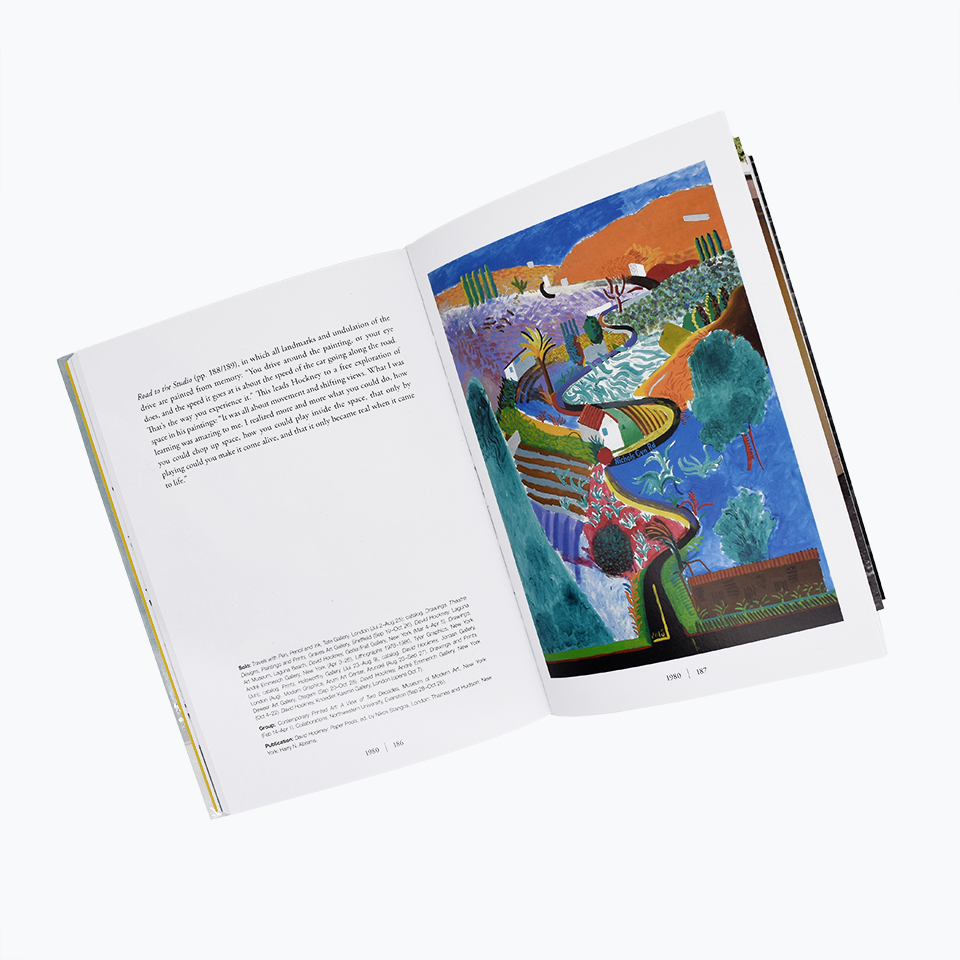 David Hockney - A Chronology (40th Anniversary Edition)
