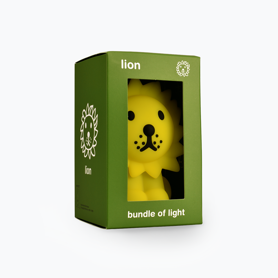 Lion Bundle Of Light Night Light