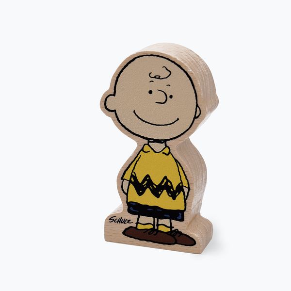 Peanuts Charlie Brown Wooden Figure