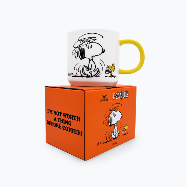 Peanuts 'Coffee' Mug