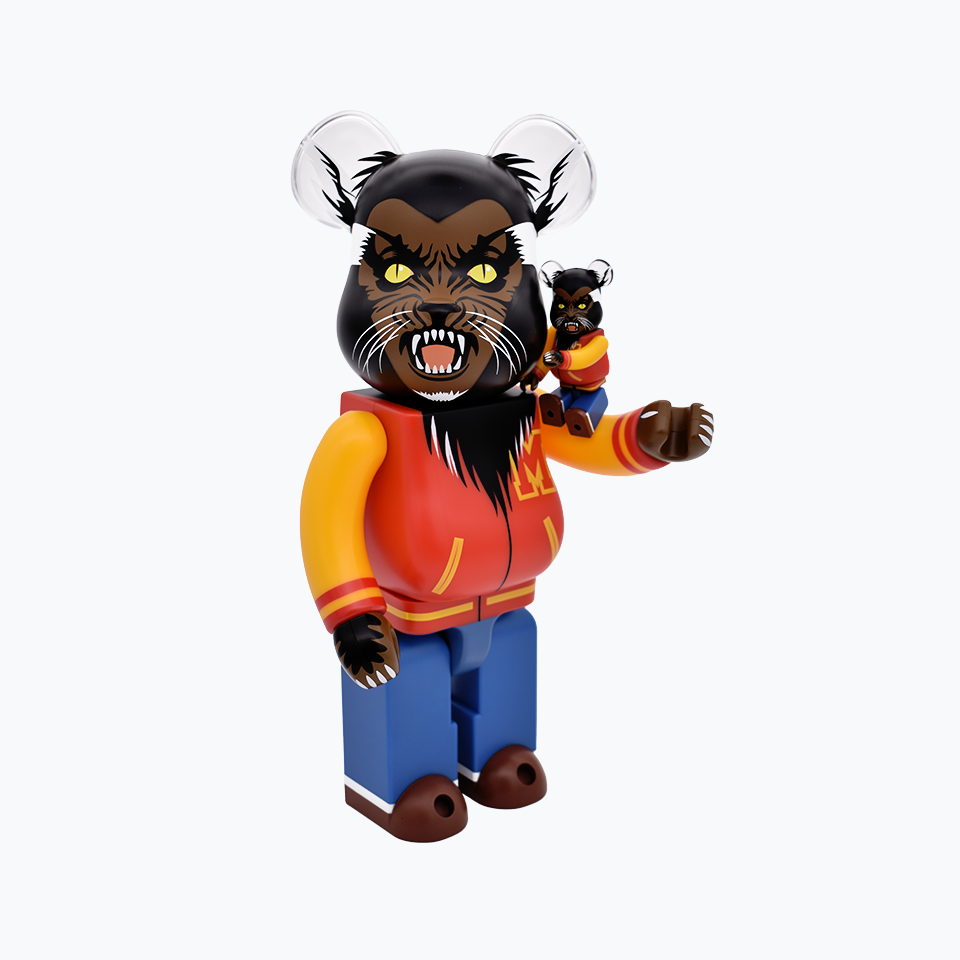 Michael Jackson Thriller Be@rbrick 400% & 100%