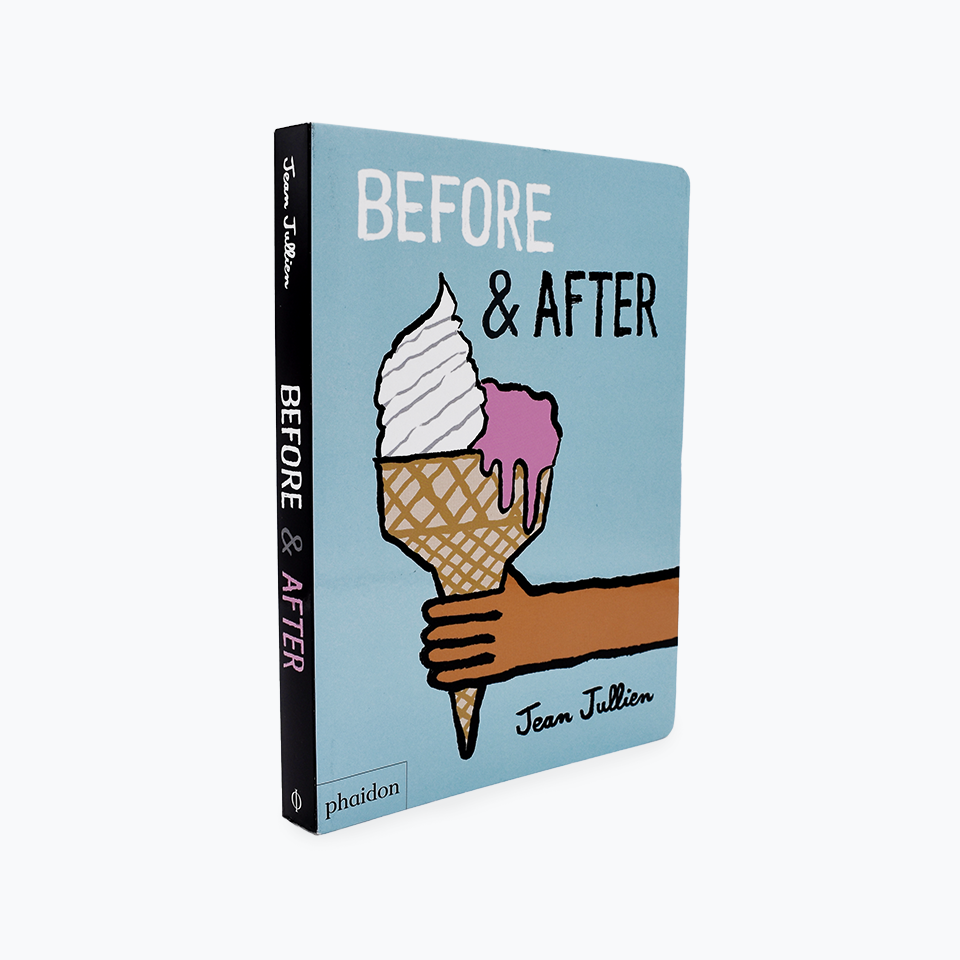 Jean Jullien 'Before and After'