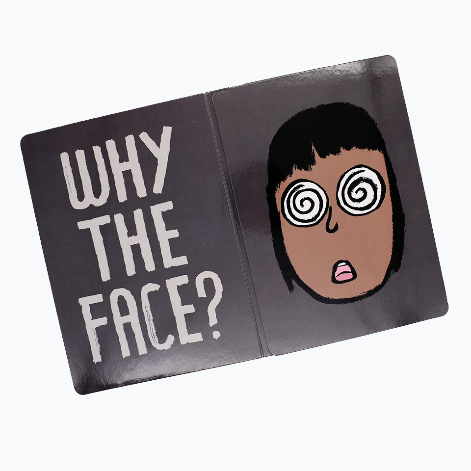 Jean Jullien 'Why the Face?'