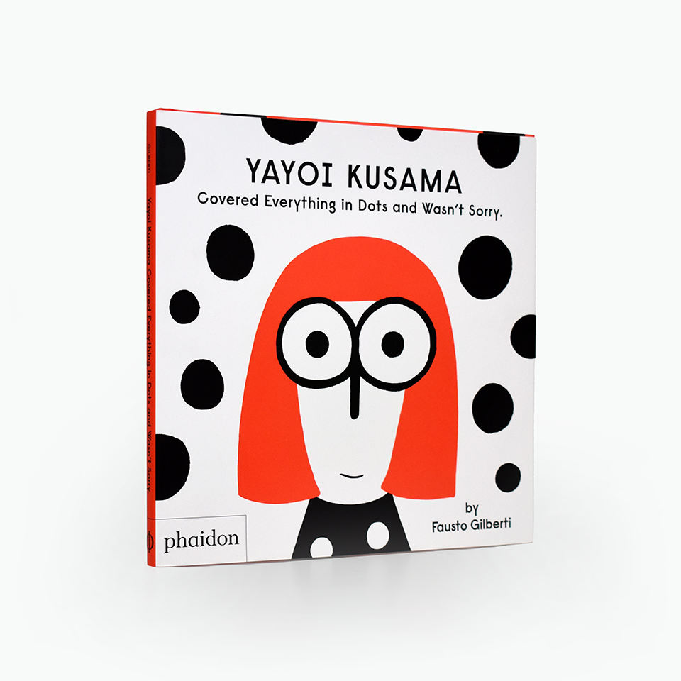 Yayoi Kusama - Covered Everything in Dots and Wasn't Sorry