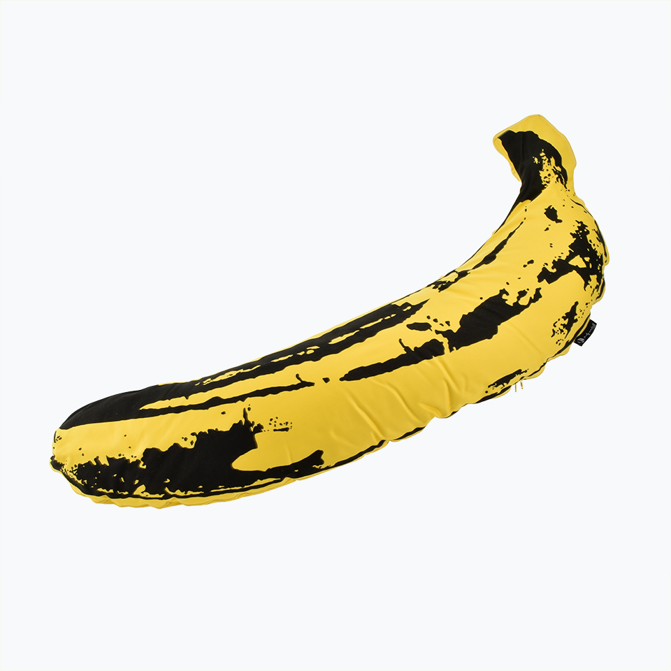 Andy Warhol Giant Banana Plush
