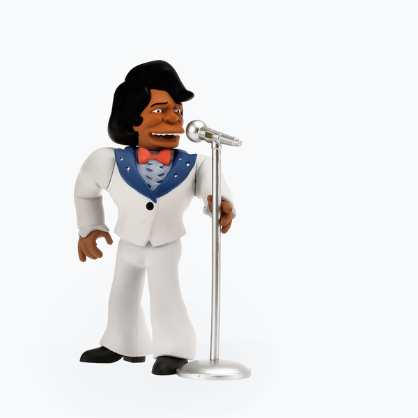 The Simpsons 25th Anniversary James Brown Figure