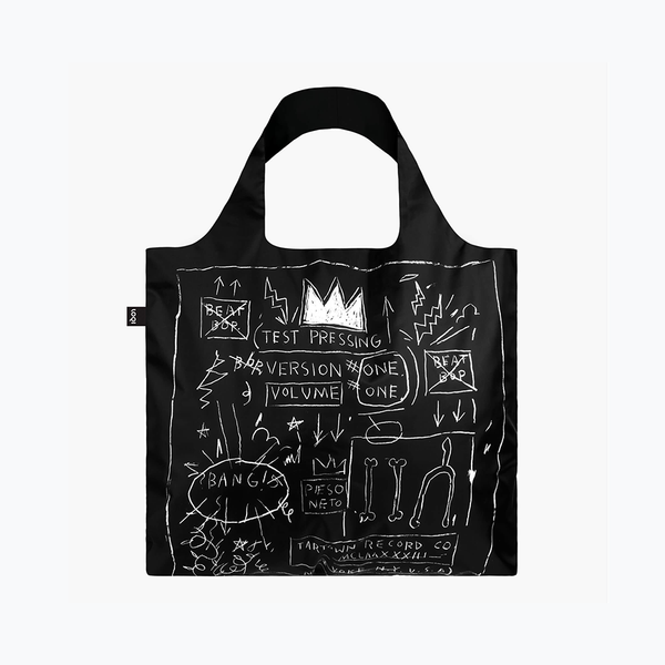 Jean-Michel Basquiat Crown Bag