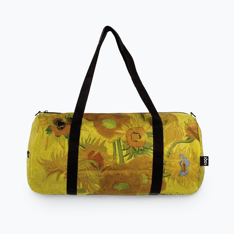 Vincent Van Gogh Sunflowers Weekender Bag