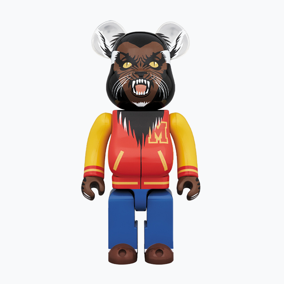 Michael Jackson Thriller Be@rbrick 1000%