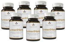 Load image into Gallery viewer, TurmeriHemp, Hemp & Turmeric Formula