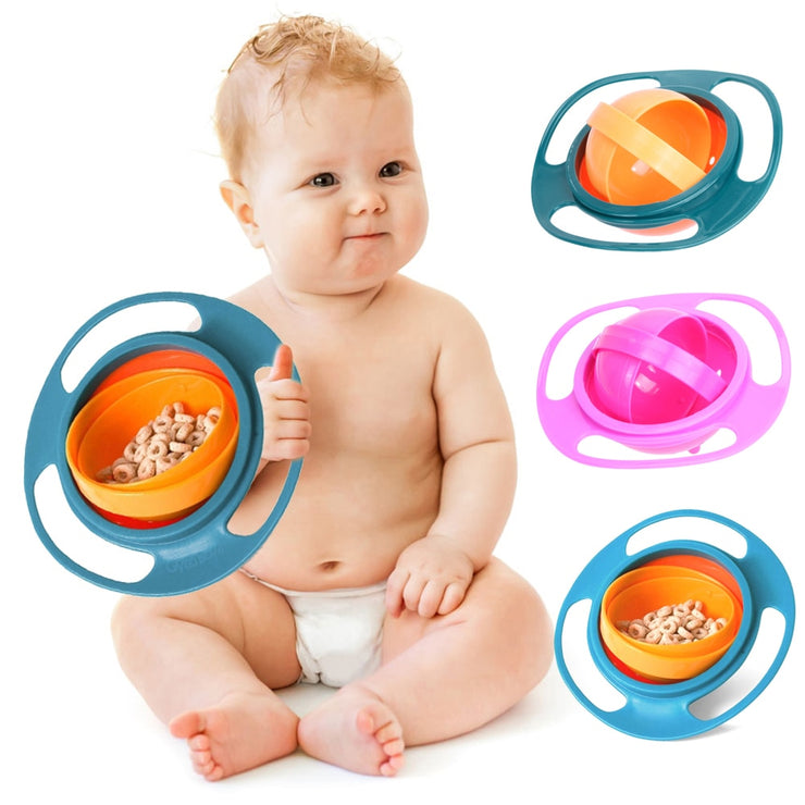 Baby Safe Saturn Bowl, Baby Feeding Bowl