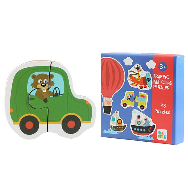 Kids Puzzle Learning Educational Toy