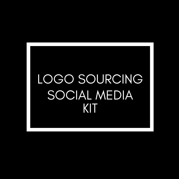 Logo/Social Media Kit Sourcing