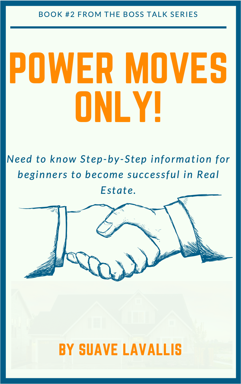Power Moves Only E-Book