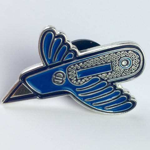 Stanley Bird enamel pin badge