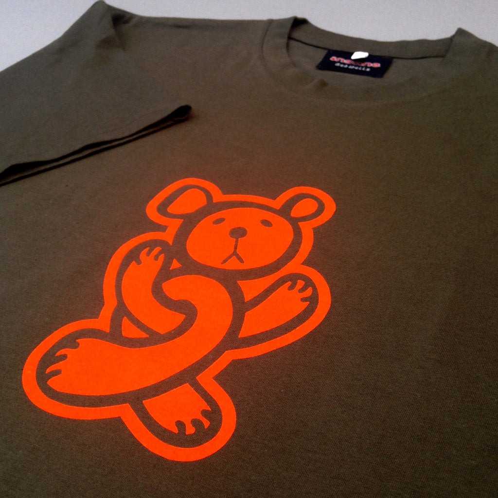 Twisted Teddy Flock T shirt