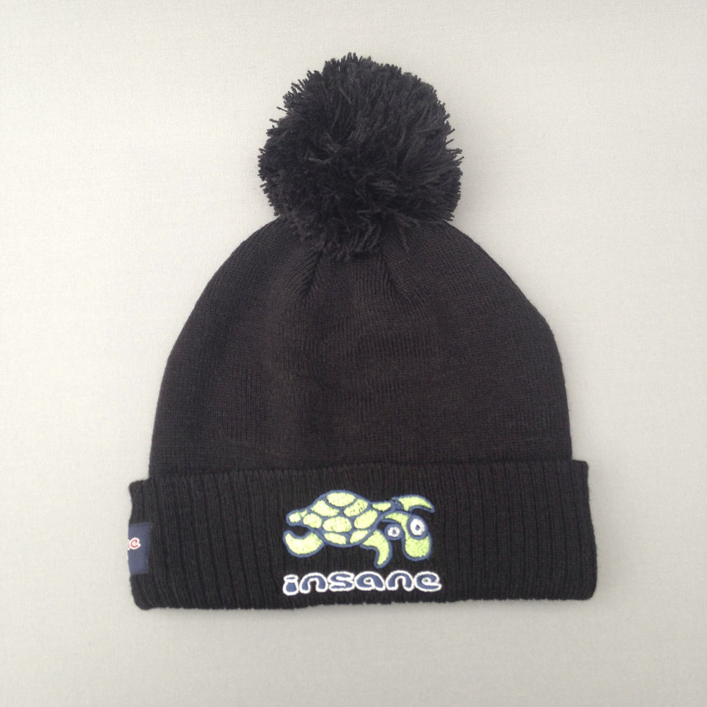 Turtle Bobble Hat