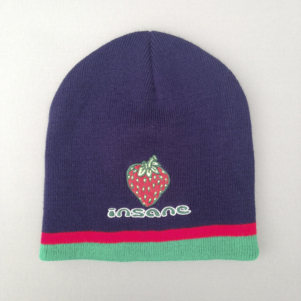 Insane Strawberry Beanie.