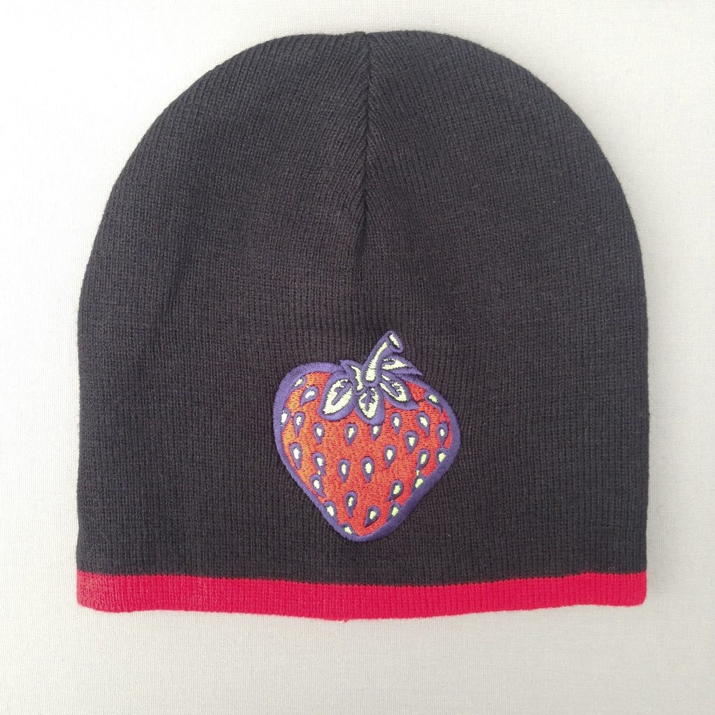 Insane Strawberry Beanie