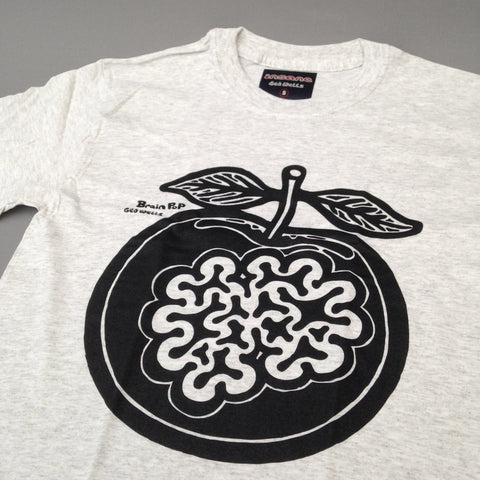 Insane Brain Apple T shirt