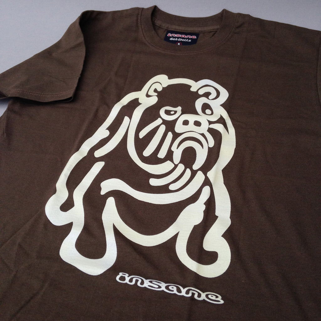 Insane Bulldog T Shirt