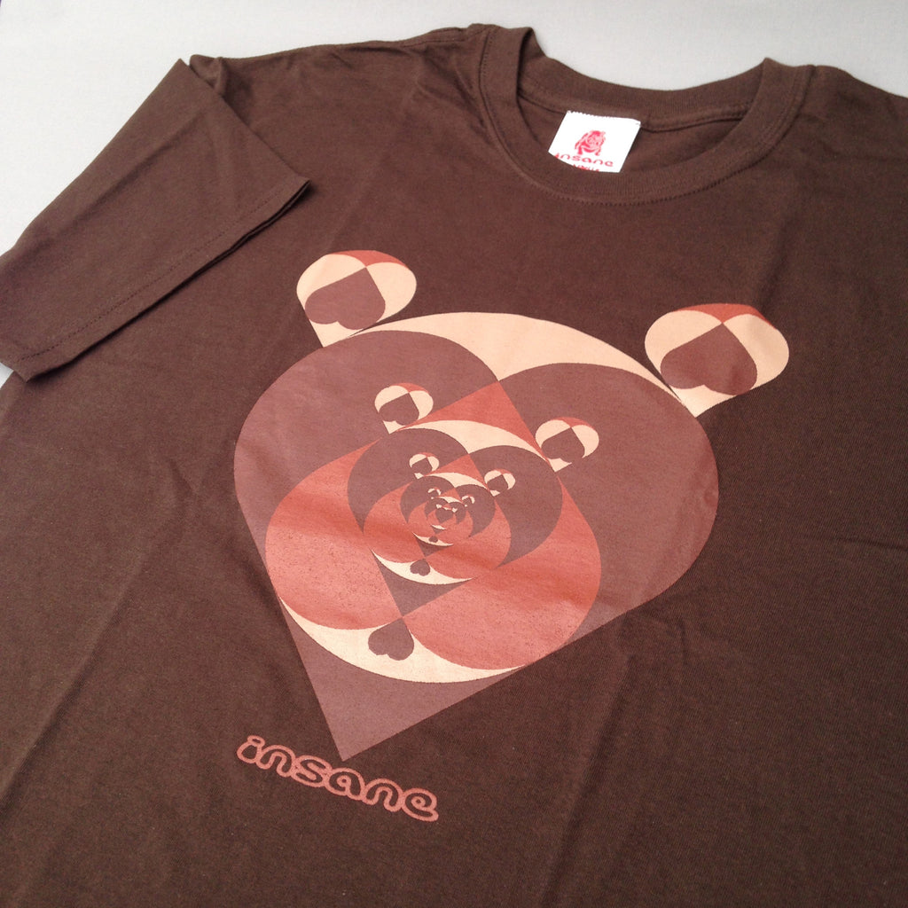 Insane Love Bears T Shirt.
