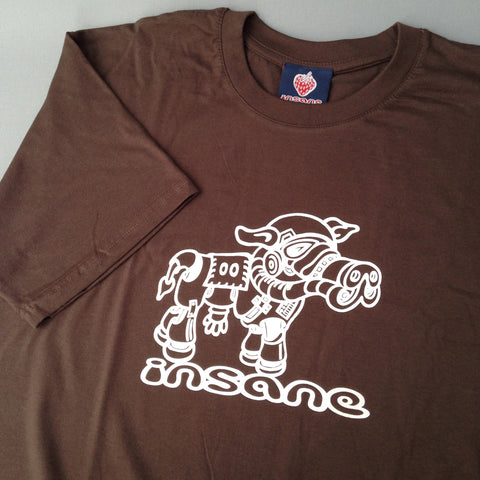 Insane Clone Wars Storm Trooper Cow T Shirt.