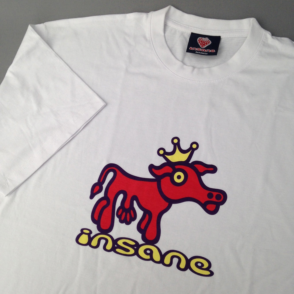 Insane Cow T Shirt.