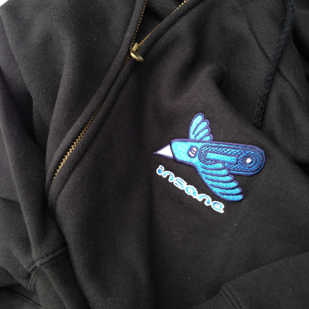 Insane Stanley Bird Zip Hoody