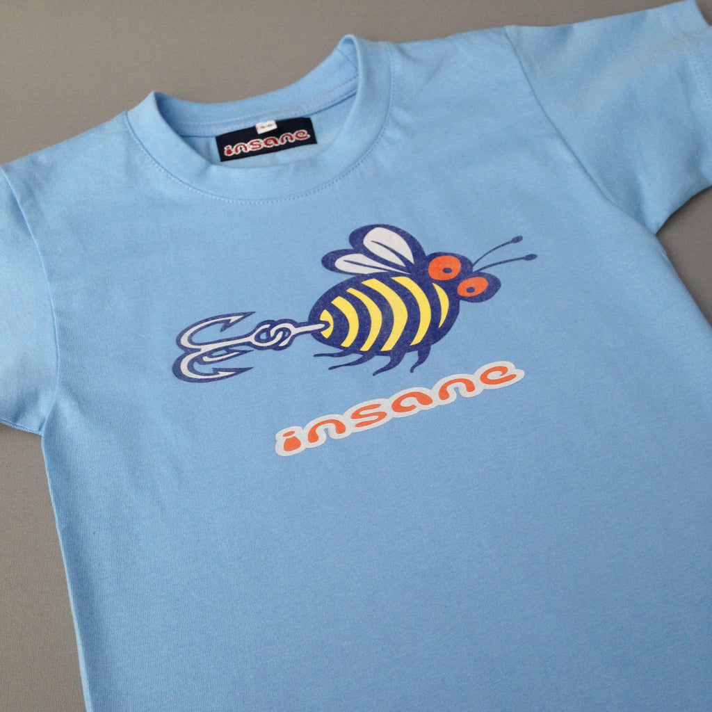 Kids Bee light blue T Shirt