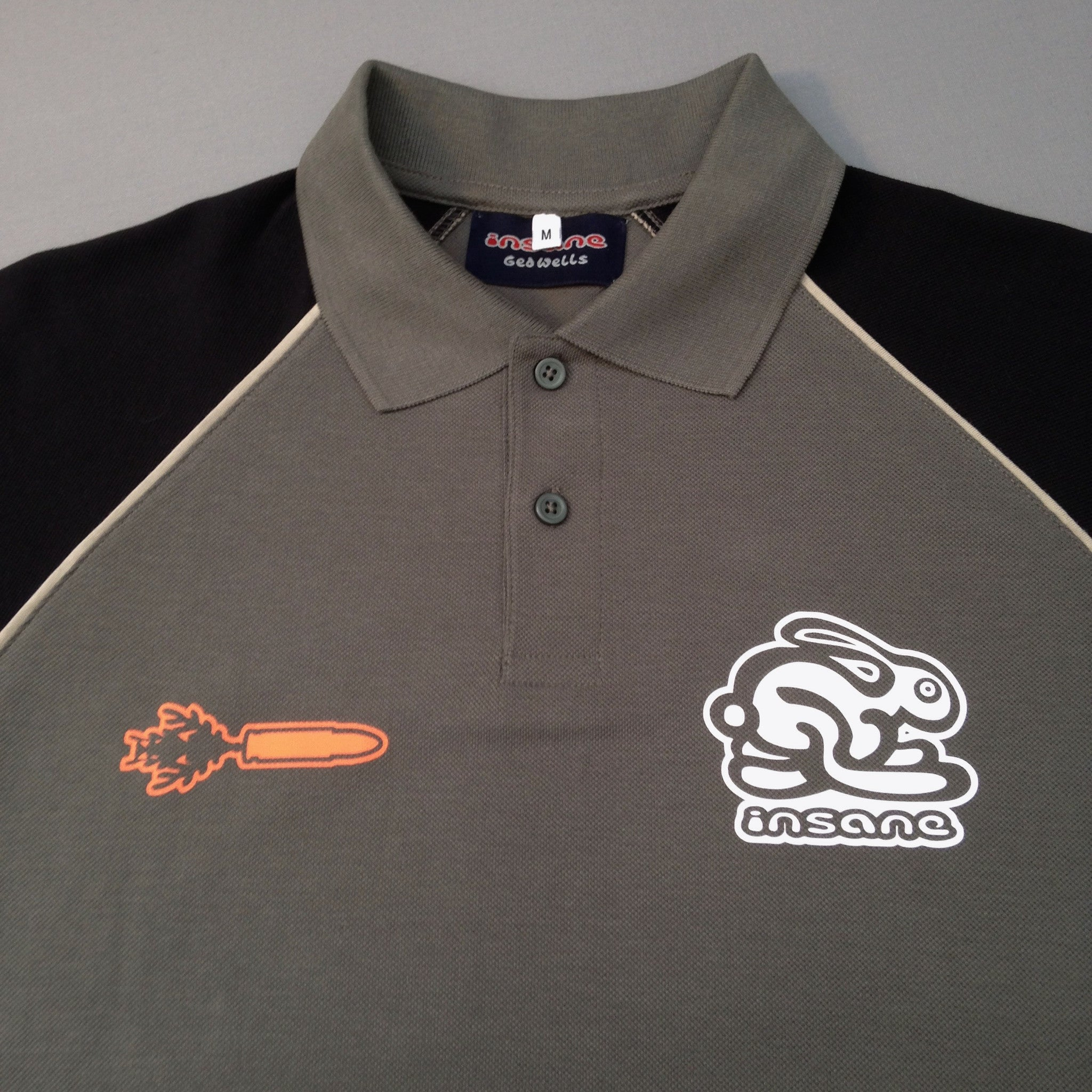 Run Rabbit polo shirt