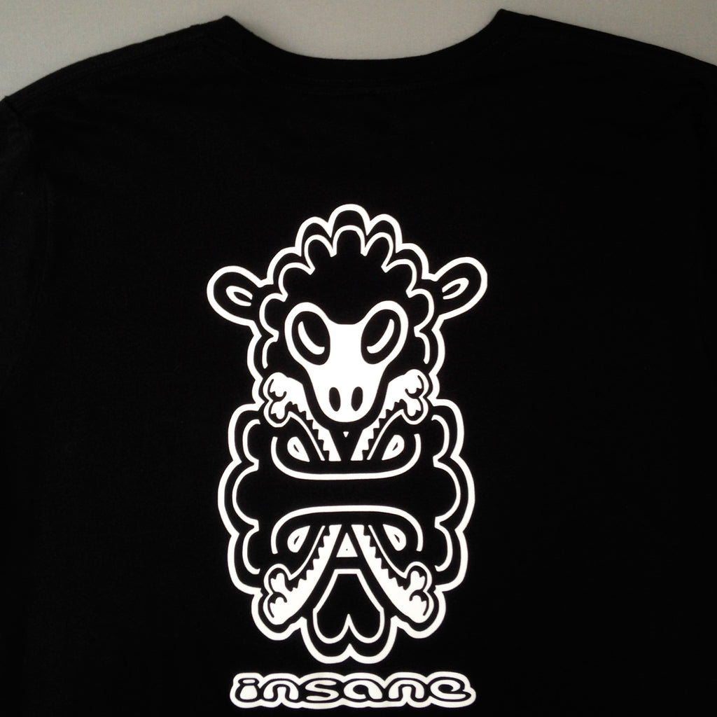 Insane Sheep pocket T shirt