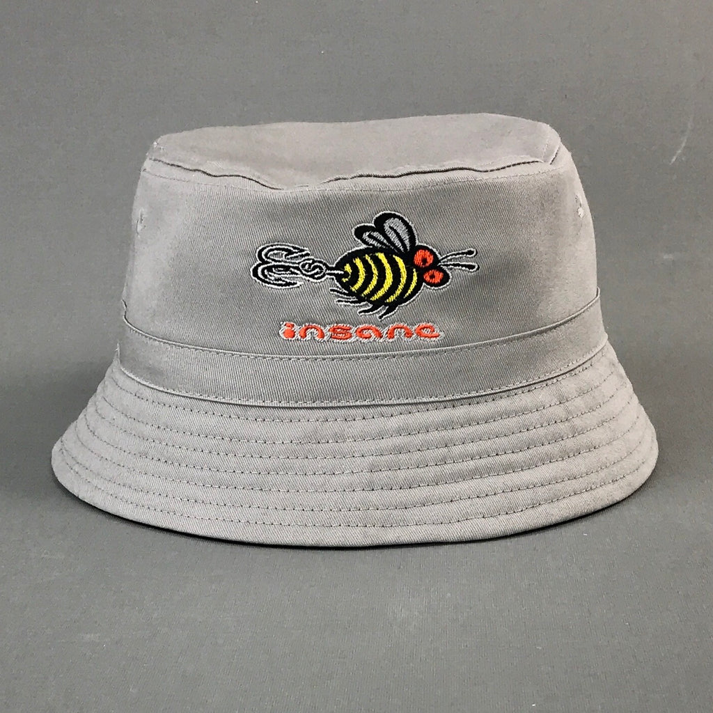 Insane Bee Bucket Hat
