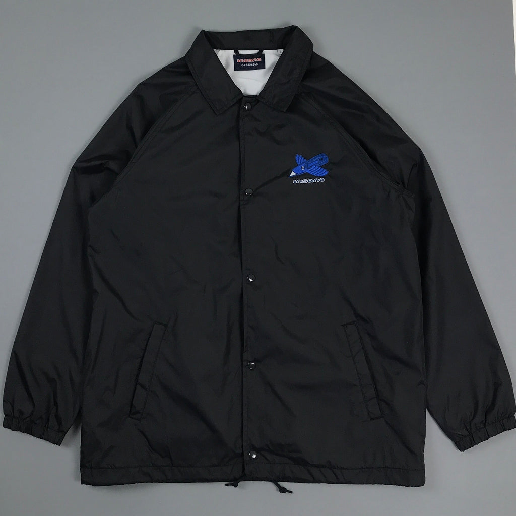 Insane Stanley Bird Black Coach Jacket