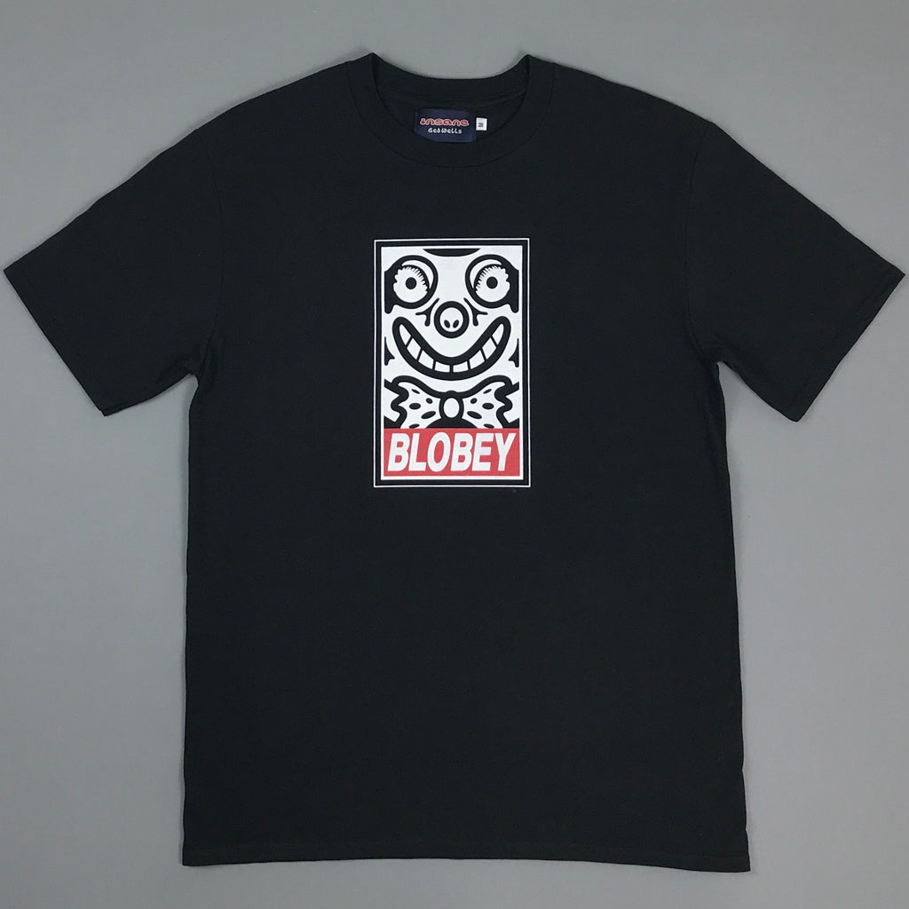 Insane Blobey T Shirt + Sticker Pack