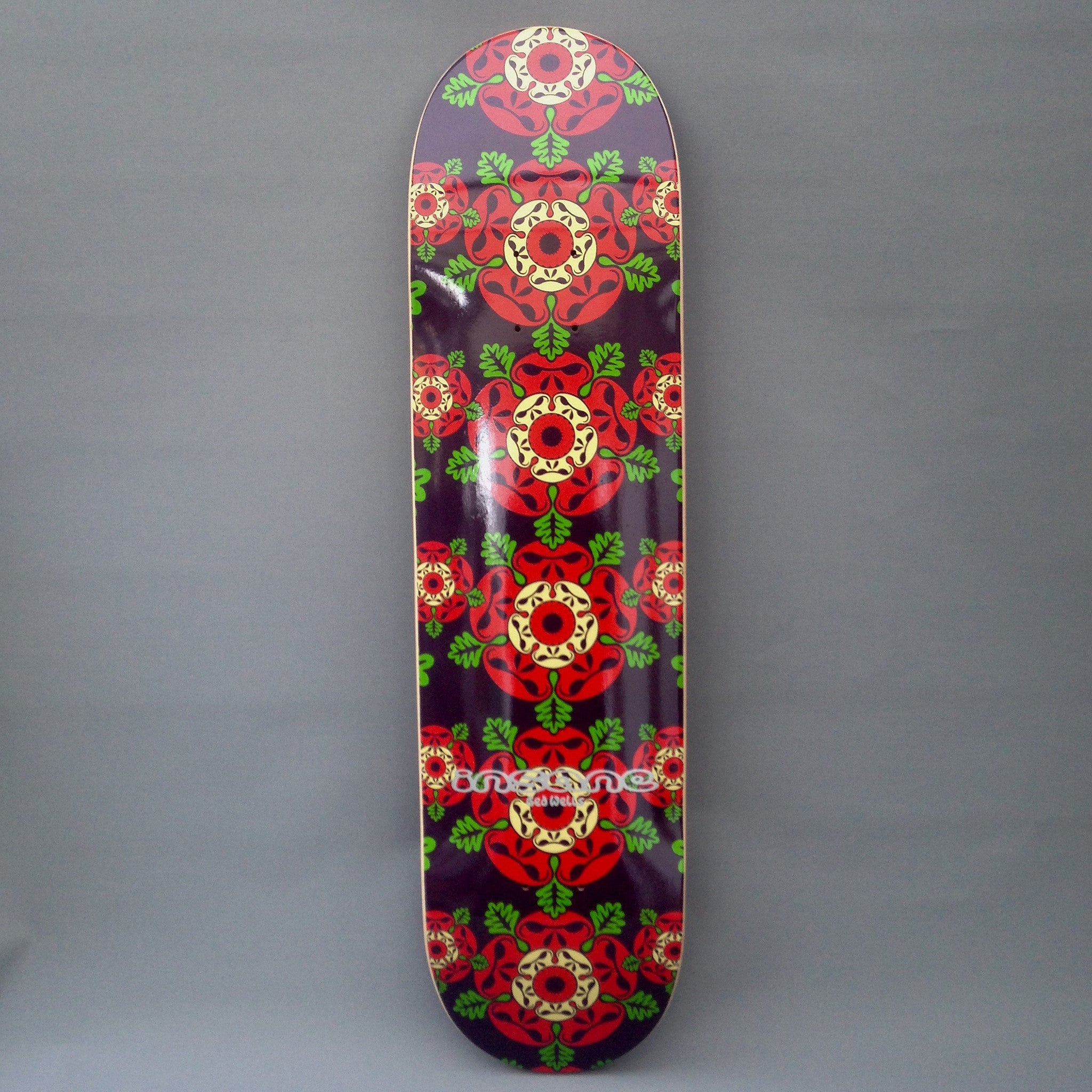 Insane Tudor Rose deck