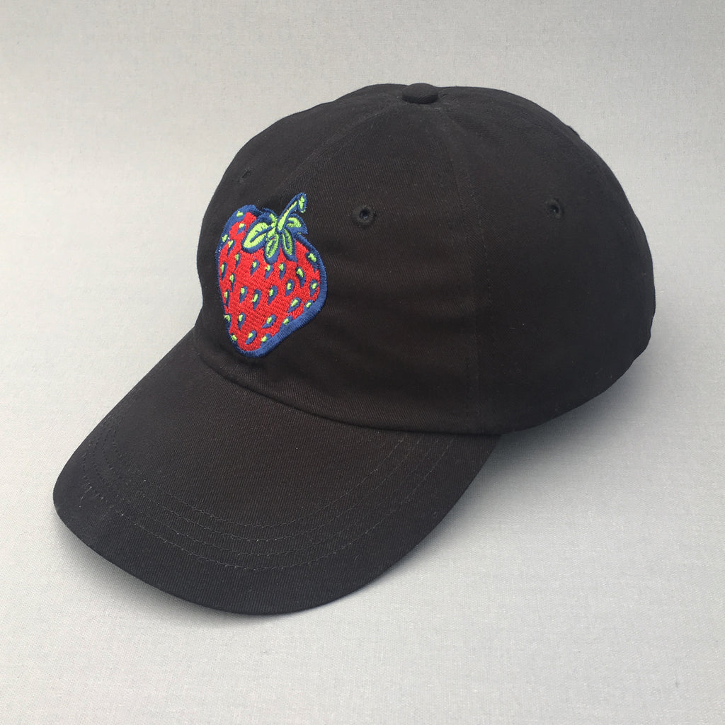Insane Strawberry low profile soft caps