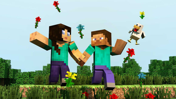 Ukonic Minecraft Valentine's Day Gift Guide