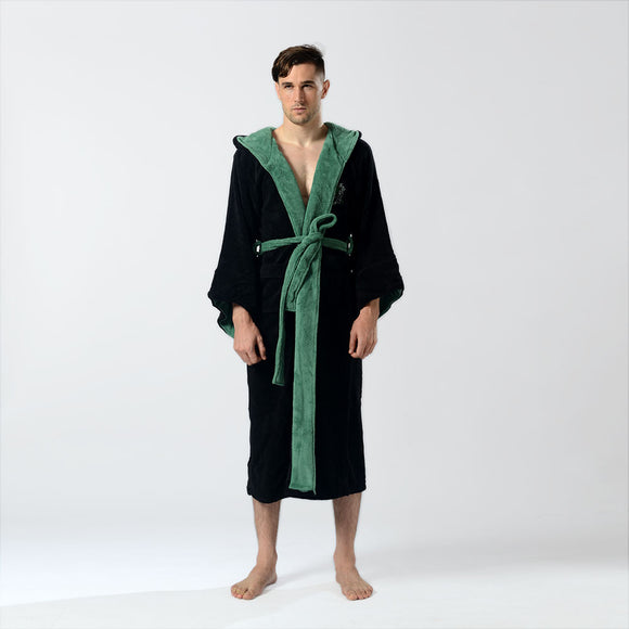 Harry Potter Slytherin Onesize Fleece Robe